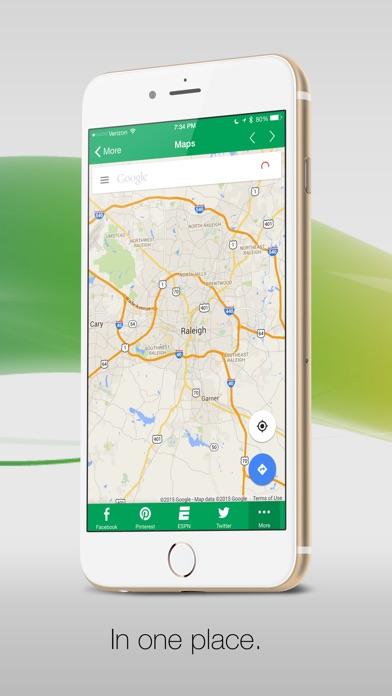 G-Whizz! for Google Apps – le meilleur explorateur d'apps GoogleCapture d'écran de 2