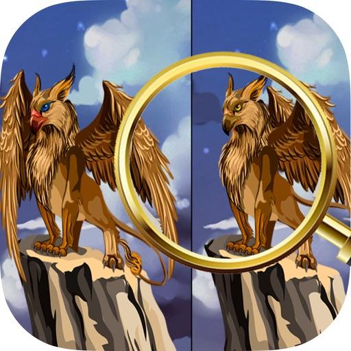 Spot Different: Hidden Object iOS App