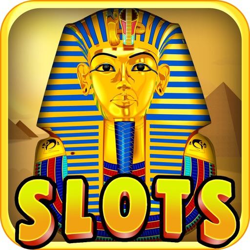 Cradle of Egypt Slots Pharaoh's Pyramid Casino iOS App