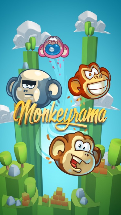 Monkeyrama Screenshot