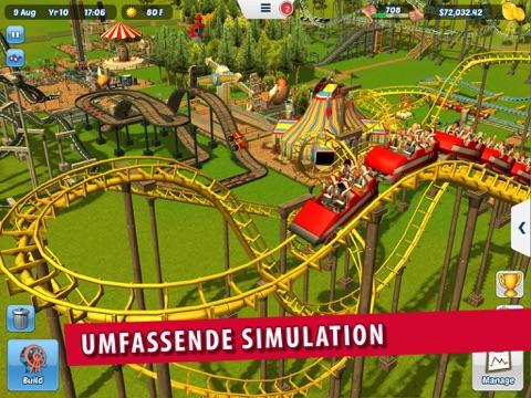 RollerCoaster Tycoon® 3 Screenshot