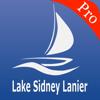 Lake Sidney Lanier Nautical charts pro - MapITech