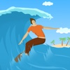 Funky Surfer Boy Wave Racer - top virtual shooting race game
