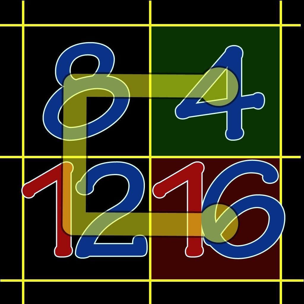 Montessori Numbers Maze