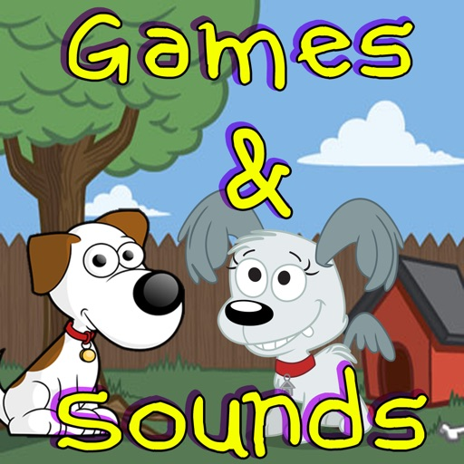 Puppy Quiz Games for Toddlers - Puzzles, Memory Match & Sounds iOS App