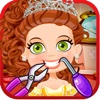 Cinderella Visits The Dentist - Play Teeth Whitening & Cleaning Game For Kids!
