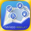 WINNICO YACHTS - NaviApp Mazury -  żeglarska nawigacja po mazurskich jeziorach artwork