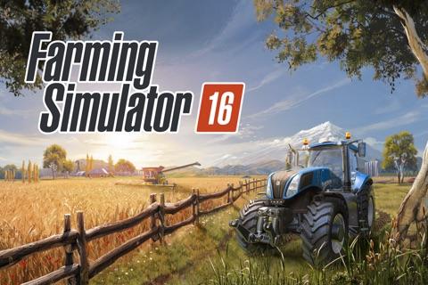Farming Simulator 16 screenshot 1
