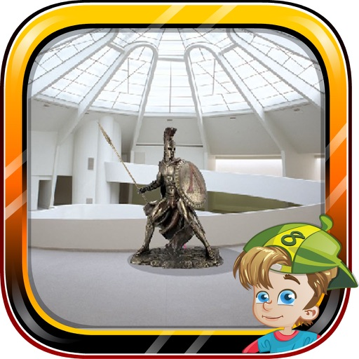 Escape From Guggenheim Museum iOS App