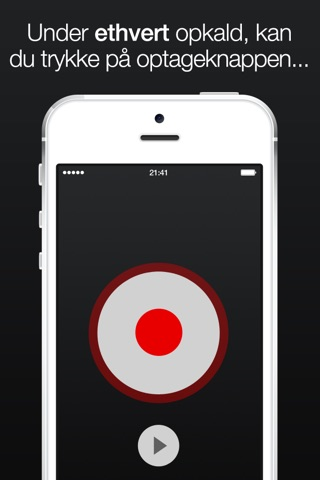 TapeACall Lite: Call Recorder screenshot 1
