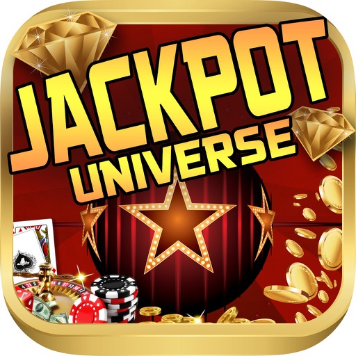 Lucky Slims Jackpot Universe - Progressive Coins and Hot Action Vegas Slots iOS App