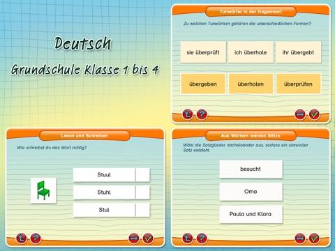 Lernerfolg Grundschule: Schulversion - Die Lernapp für Lehrer und Grundschüler (Klasse 1-4) Screenshot