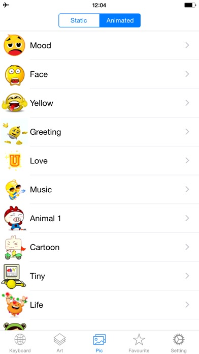 Screenshots of Emoji Keyboard Extra - Adult Emojis Icons & New Emoticons Art Fonts For Texting Free for iPhone