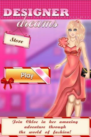 Designer Dreams screenshot 1