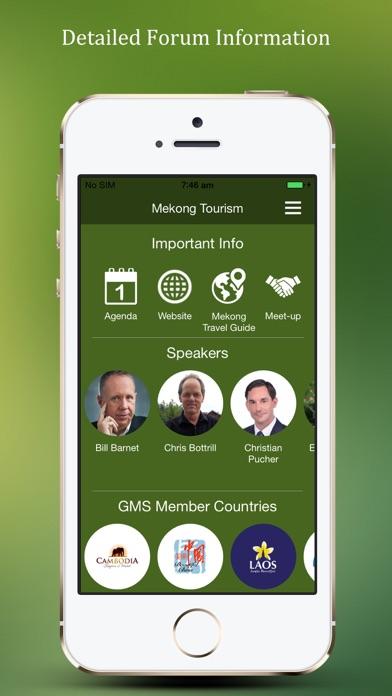 download Mekong Tourism Forum apps 1