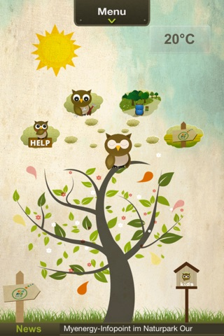 NaturPark screenshot 1