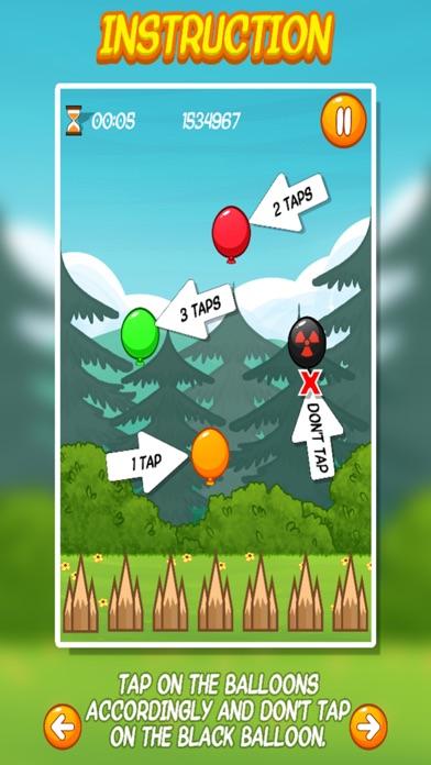Balloon Burst Classic screenshot 3
