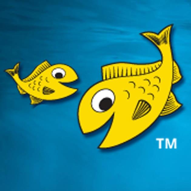 Small fish big fish swimschool on the app store for Little fish swim school