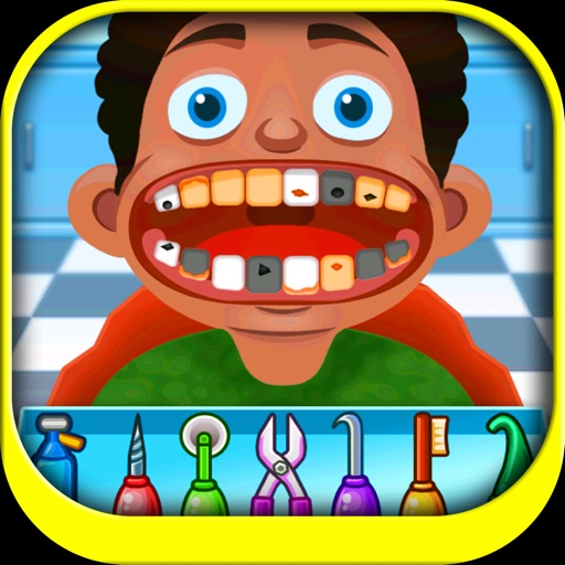 A Awnry Little Tooth Dentist Game iOS App