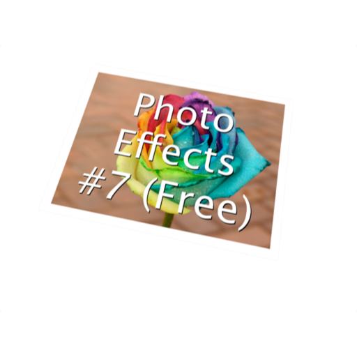 Photo Effects #7 - Text (Free)