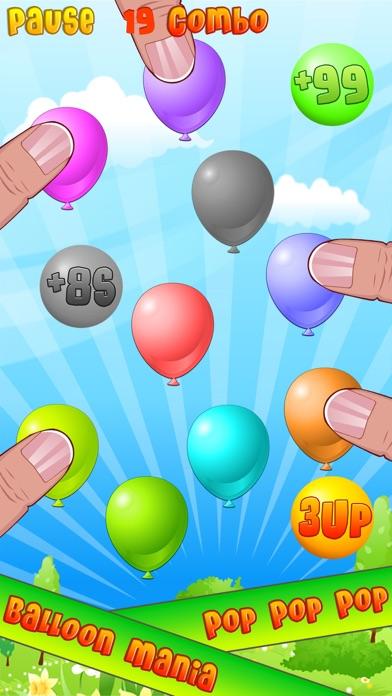 Balloon Mania - Pop Pop Pop Скриншоты3