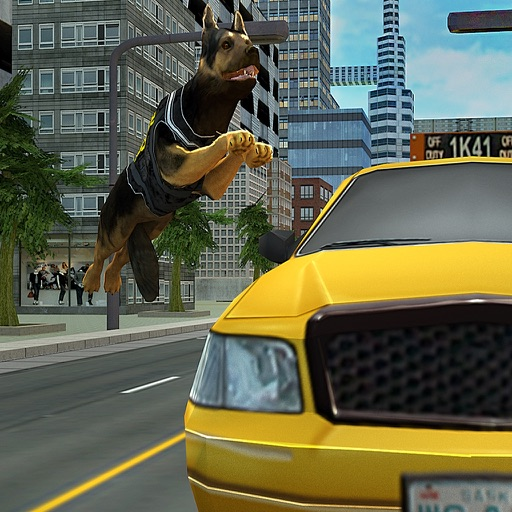 Super Police Dog 3D iOS App