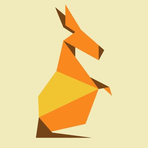 Jumpy Kangaroo iOS App