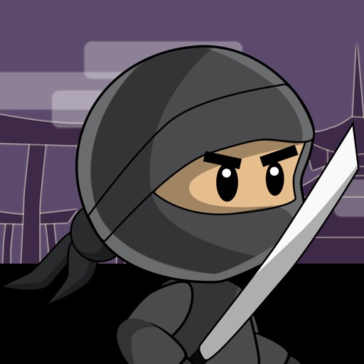 Ace Ninja Run iOS App