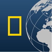 National Geographic World Atlas icon