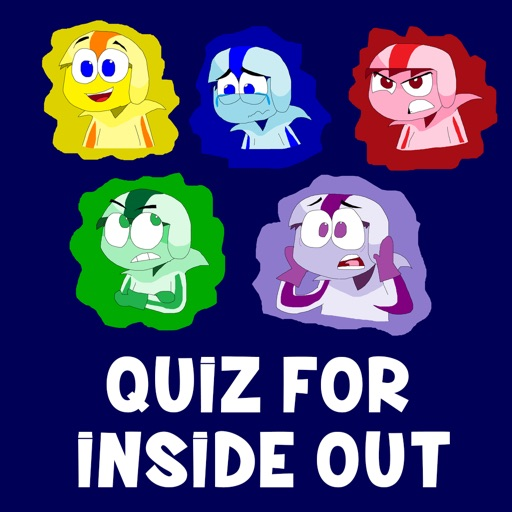 Trivia & Quiz Game For Inside Out iOS App