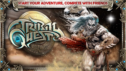 Tribal Quest - Master of Elements Screenshot