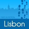 Lisbon Offline Map : Maps in motion