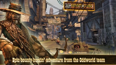 Download Oddworld: Stranger's Wrath App