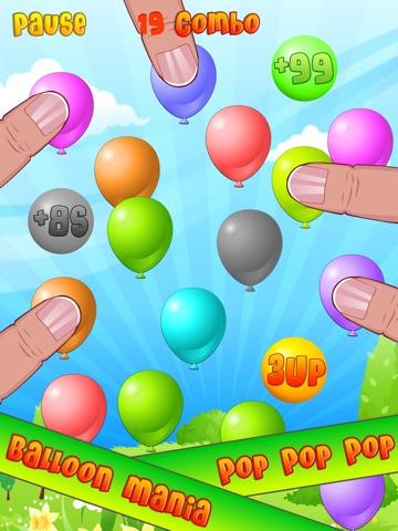Balloon Mania - Pop Pop Pop Скриншоты7