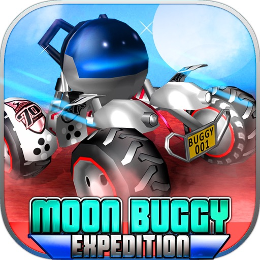 Moon Buggy Expedition iOS App