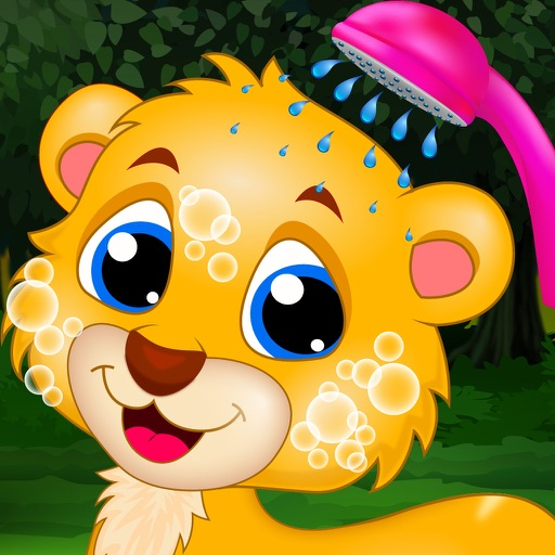 Baby Lion Salon iOS App