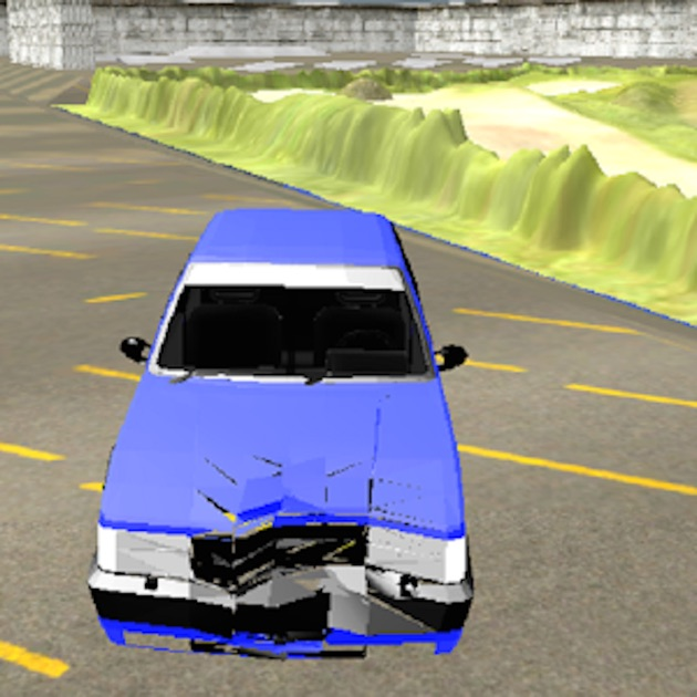 Crash Car Simulator 3d Hd Driving Game On The App Store