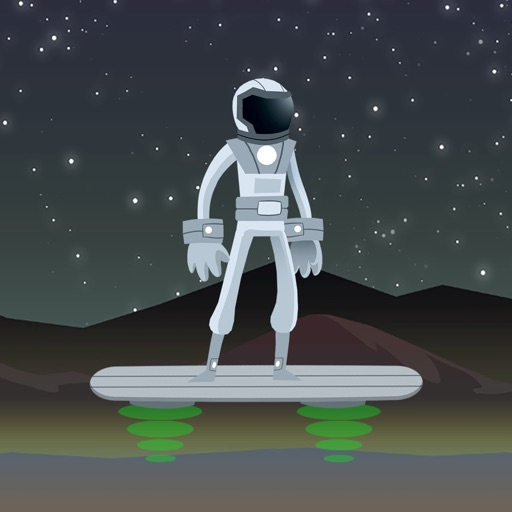 Space Surfer - The Space Game iOS App