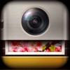 老相機 - 創造時尚復古風格的八釐米老相機底片效果