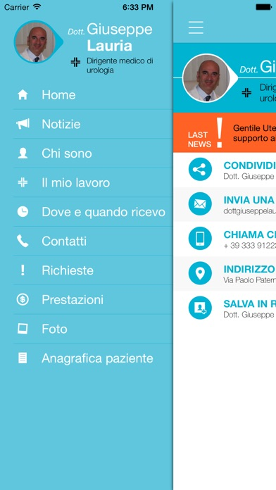 download Dr Giuseppe Lauria • OB Doctor apps 2