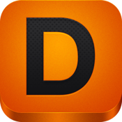 Descrambler - unofficial word game solver for SCRABBLE®, Words with Friends and Wordfeud crossword games icon