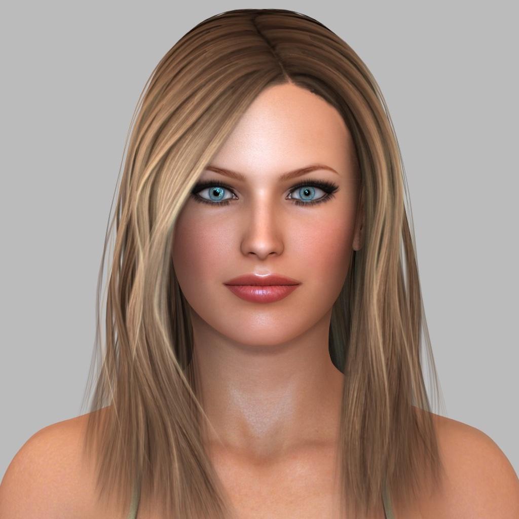 pic of virtual girl