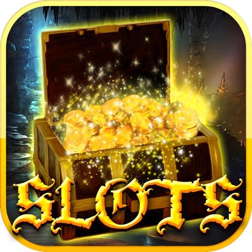 Carribean Slot: Pirates Casino Free Vegas Style Slot Machine Game iOS App