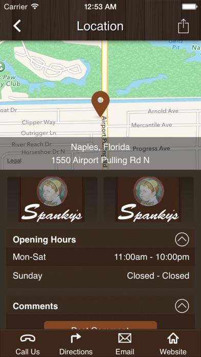 download Spankys Naples apps 0