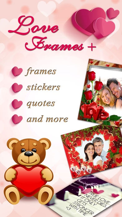 download Love Photo Frames+ apps 2