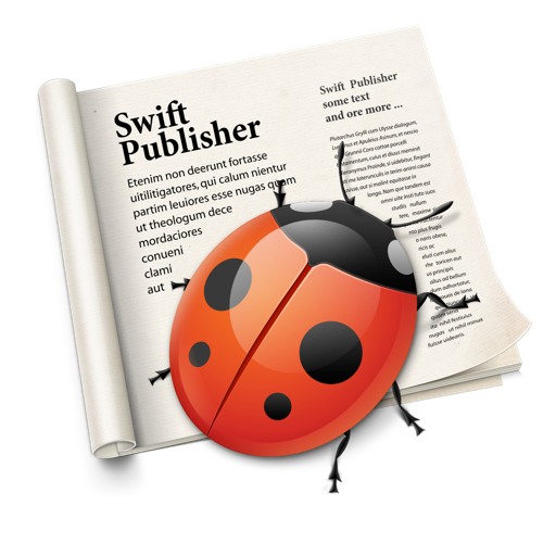 快速出版軟件 Swift Publisher