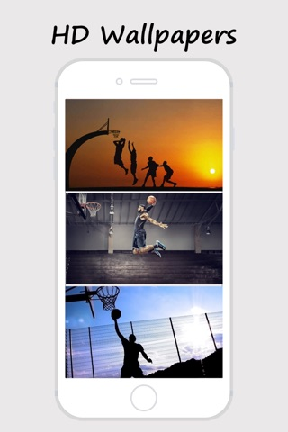 Basketball Wallpapers - Sports Backgrounds and Wallpapers screenshot 1