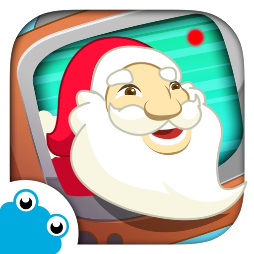 Santa's home - Join Santa Claus at his house and help him get ready for Christmas.