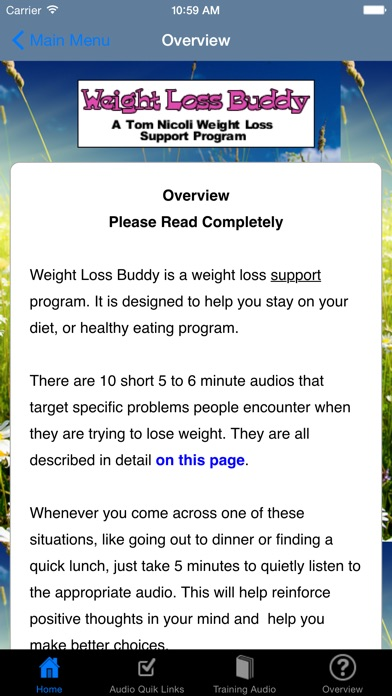 Iphone Screenshot 5 Weight Loss Buddy