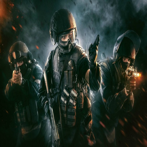 SWAT War Games: Elite Army Men - Special Forces iOS App